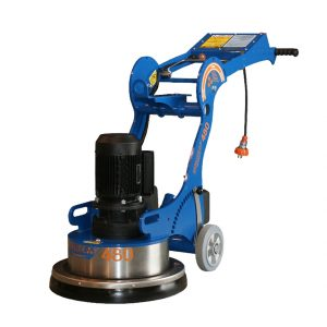 Concrete Grinders & Cutting